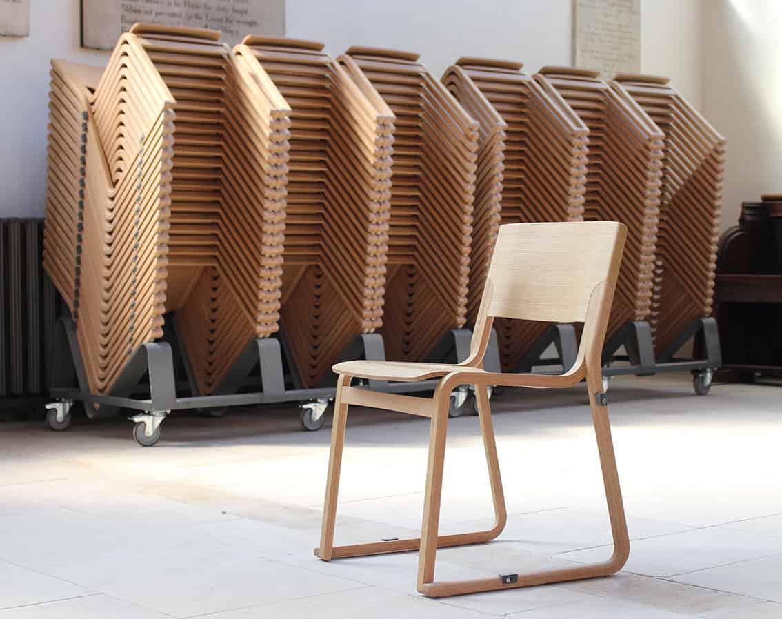 Theo Chair Trinity Church Furniture
